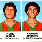 1977-78. Figurine Crema. Biagini-Bagnato