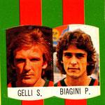 1977-78. Figurine Lampo. Gelli-Biagini