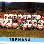1990-'91. Figurine FLASH. Squadra
