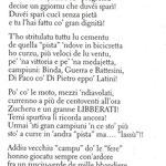 """1993-01-. Poesia di Otello Aquili (Lello de Menicandò) (dal libro ''NA CORVA DE RIME"""")"""
