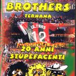 2000. FREAK BROTHERS TERNANA, 20 anni stupefacenti