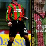 1999-00. Cards Mundi Cromo (etichetta nera). Teodorani