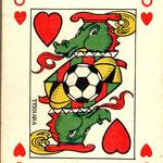 1972-73. Carta da gioco