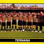 2009-10. Figurine Panini. Squadra