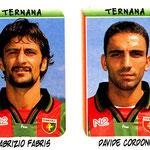 1999-00. Figurine Panini. Fabris-Cordone