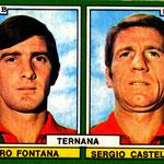 1970-71. Figurine Edis: Fontana-Castelletti