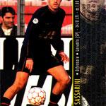 1999-00. Cards Mundi Cromo (etichetta nera). Sassarini