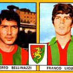 1969-70. Figurine EDIS. Bellinazzi-Liguori