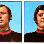 1970-71. Figurine Panini: Migliorini-Geromel