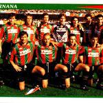 1998-99. Figurine Panini. Squadra