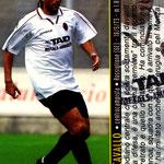 1999-00. Cards Mundi Cromo (etichetta nera). Cavallo