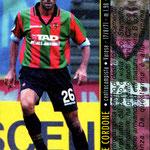 1999-00. Cards Mundi Cromo (etichetta nera). Cordone
