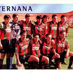 1998-99. Figurine CALCIO MERLIN. Squadra
