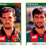 1998-99. Figurine Panini. Stellini-Fabris