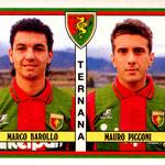 1992-93. Figurine Panini. Barollo-Picconi