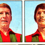 1970-71. Figurine Panini: Castelletti-Fontana