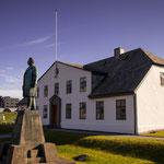 Reykjavik- Regierungshaus