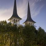 Reykjavik- Kirche in Holt