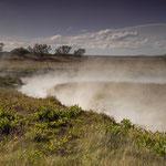 Deildartunguhver- Heißwasserquellen