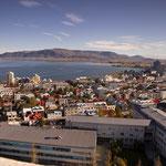 Reykjavik- Ausblick vom Turm der Hallgrimmskirche