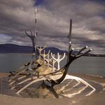 Reykjavik- Sonnenschiff