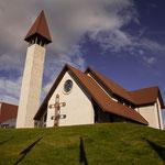 Reykholt- Wohnsitz des Historikers Snorri Sturluson