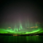 Reykjavik- Polarlichter