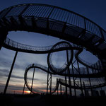Tiger and Turtle in Duisburg