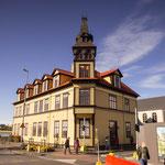Reykjavik- Strassenansicht