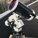 Skywatcher Maksutov 150/1800mm auf AZ EQ5 GT
