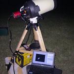 C8-Edge HD + ZWO ASI 183 MM Pro (Objekt Saturn)
