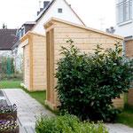 Attraktive Ordnung im Garten