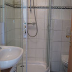Doppelzimmer Dusche WC