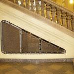 Detailfoto Vorzustand; Treppenhaus im Erdgeschoss
