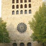 Ansicht der Ostseite des Turmes im Vorzustand.