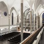 Endzustand - Kirchenraum, Blickrichtung  Chor                                                                                                        (Foto: C. Meyer, Köln)
