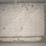 Heterogene Putzuntergründe, Außenwandflächen der Seitenschiffe