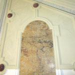 Anlegen einer zarten marmorierenden Fassung