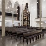 Endzustand  - Kirchenraum          (Foto: C. Meyer, Köln)