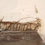 Sicherung der historischen Gewölbeoberfläche