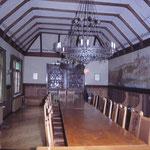 Rathaussaal im Vorzustand