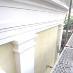 Bild 8: Endzustand Fassade / Detailfoto.