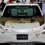Elektroauto Toyoto EV
