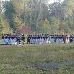 Auch der Feind marschiert Foto B.Gersöne