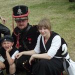 Eine Familie Foto Uwe Wippert