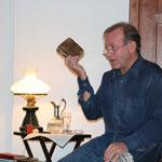 Peter Reinhardt (Synchronsprecher) Foto Ralf Hiller