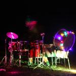 """Magic Rhythm"" • Trommelkonzert mit Yngo Gutmann • 21.12.2016 • Sonnenobservatorium Goseck"