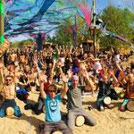 "Workshop als Opener beim ""Gagalacka"" Festival"