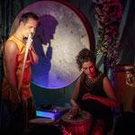 Wilde Herzen Konzert • Marlene Wolf und Yngo Gutmann 2018 • Foto: Ines Linke
