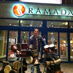 Check in - Ramada Hotel • TeamDrums Workshop